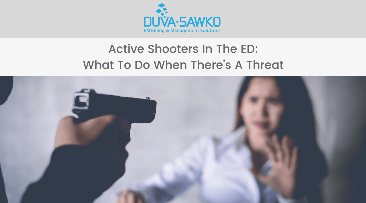 Active Shooters in the ED: What to Do When There's a Threat