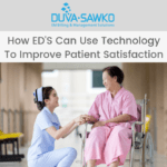 How ED's can use Technology to Improve Patient Satisfaction
