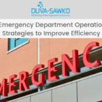 3 Emergency Department Operations Strategies To Improve Efficiency