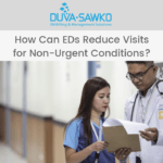 How Can EDs Reduce Visits For Non-Urgent Conditions?