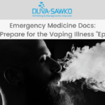 """Emergency Medicine Docs: How to Prepare for the Vaping Illness """"Epidemic"""""""