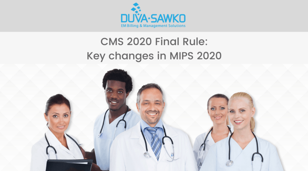 Key changes in MIPS 2020